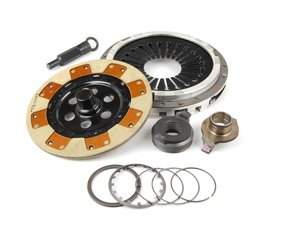 ES#2725216 - K70284HDTZDMF - Stage 2 Daily Clutch Kit - Designed for the daily-driven, weekend track warrior. Conservatively rated at 560 ft/lbs. - South Bend Clutch - Porsche