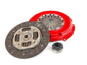 ES#3107946 - bmk1014hdKT - Stage 1 Heavy Duty Clutch Kit - Ideal for the spirited daily-driver. Rated at 195ft/lbs. - South Bend Clutch - MINI