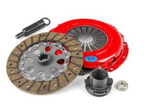 ES#3493438 - k70010hdoKT - Stage 2 Daily Clutch Kit - Designed for the daily-driven, weekend track warrior. Conservatively rated at 295ft/lbs. - South Bend Clutch - BMW