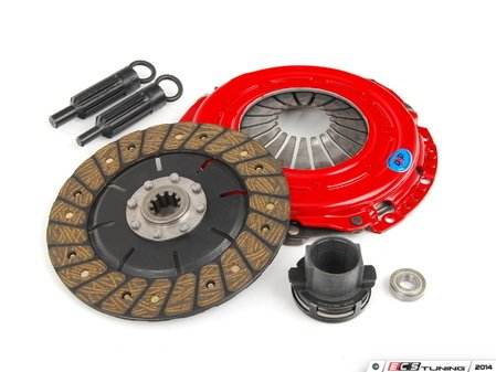 ES#3493389 - kf649hdoKT1 - Stage 2 Daily Clutch Kit - Designed for the daily-driven, weekend track warrior. Conservatively rated at 285ft/lbs. - South Bend Clutch - BMW