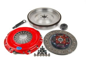 ES#3106529 - k70350fhdoKT - Stage 2 Daily Clutch Kit - Designed for the daily-driven, weekend track warrior. Conservatively rated at 395ft/lbs. - South Bend Clutch - Audi