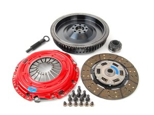 ES#3106520 - k70398fssoKT - Stage 3 Daily Clutch Kit - Designed for high-powered street cars while capable enough to handle the track. Conservatively rated at 525ft/lbs. - South Bend Clutch - Audi