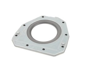 ES#2731687 - 06H103171F - Rear Crankshaft Seal - With Flange (Version A) - Also referred to as the rear main seal - Elring - Audi Volkswagen