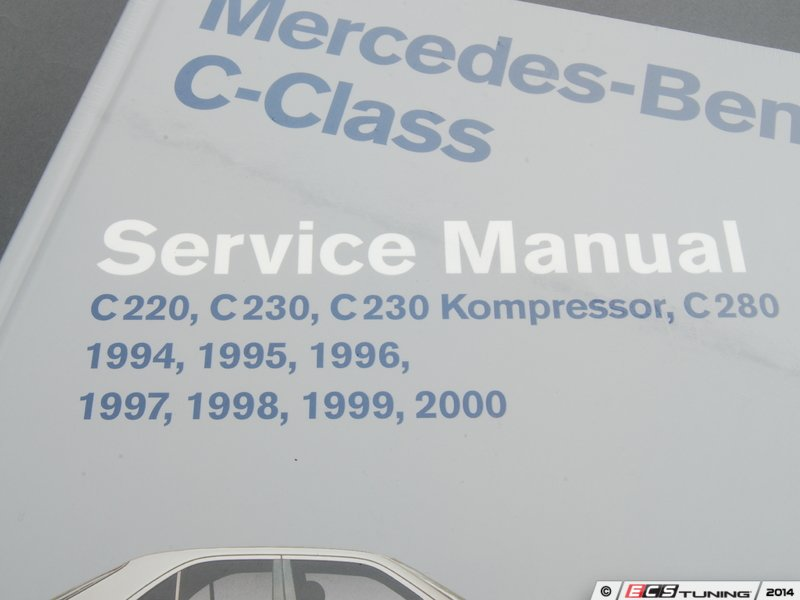 ecs news mercedes benz w202 robert bentley service manual rh ecstuning com 1994 Mercedes C280 Parts Replacing a 2006 Mercedes C280 Transmission