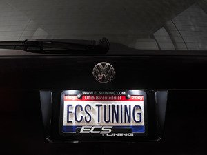 ES#259645 - T10W37KT-15 - LED License Plate Bulbs - Pair - Featuring built in heat sinks to dissipate heat - ZiZa - Volkswagen