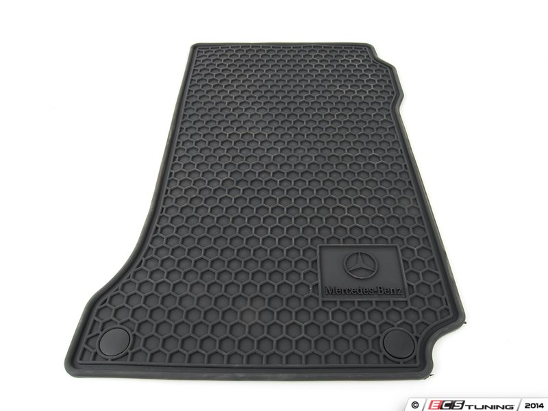 genuine mercedes benz q6680713 all season floor mats black. Cars Review. Best American Auto & Cars Review
