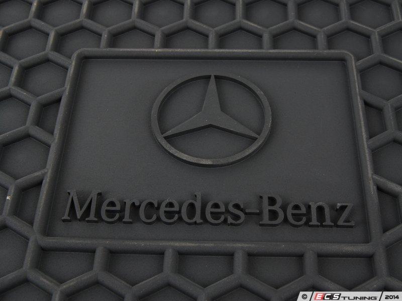 Genuine Mercedes Benz Q6680713 All Season Floor Mats