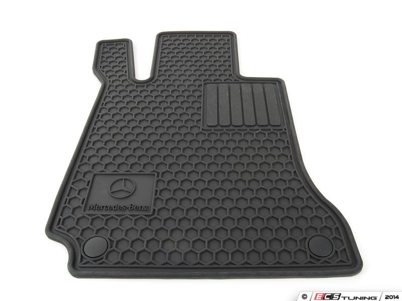 Genuine mercedes benz q6680713 all season floor mats for Mercedes benz floor mats