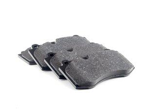 ES#3445155 - 004420802064 - Front Brake Pad Set - Does not include brake pad wear sensor - Genuine Mercedes Benz - Mercedes Benz