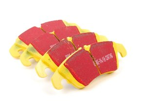 ES#2070886 - DP42022R - YellowStuff Performance Brake Pads - A race quailty pad that can be used at the track, and then get you back home again. - EBC - Audi