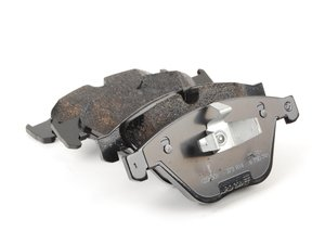 ES#1884810 - 34116790759 - Front Brake Pad Set - Genuine brake pads direct from BMW - Genuine BMW - BMW