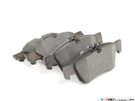 ES#2739630 - 0034205120 - Rear Brake Pad Set  - Does not include brake pad wear sensors - ATE - Mercedes Benz