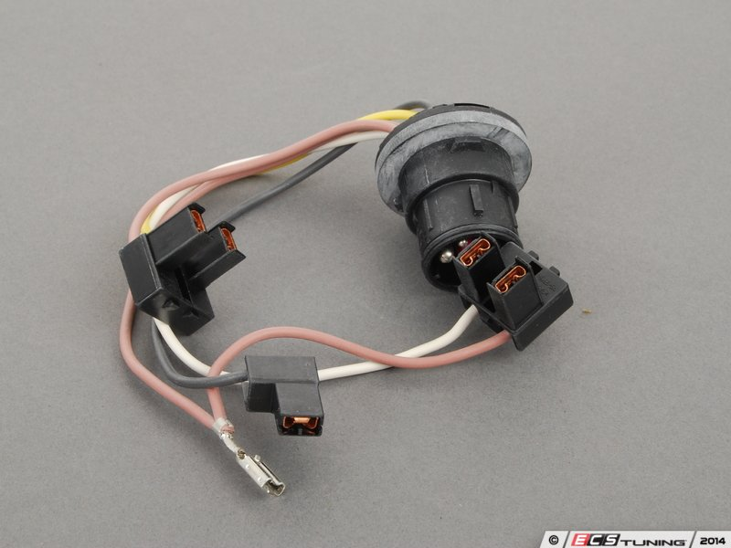 genuine volkswagen audi 8d0941951 halogen headlight wiring Handlebar Wiring Harness  57 Chevy Harness H7 Wiring Harness 69 Chevy Truck Wiring Harness