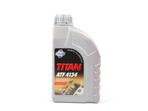 ES#2587915 - 001989680313 - Automatic Transmission Fluid - Priced Each - One (1) liter bottle which meets Mercedes specification 236.14 - Fuchs - Mercedes Benz