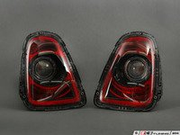 ES#2748994 - 63212296293KT - Black Line Taillight - Set - Upgrade to the Black Line lights set : taillights only - Genuine MINI - MINI