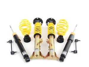 """ES#2730624 - 18220812 - ST XTA Performance Coilover System - Adjustable Damping - Featuring adjustable damping and aluminum adjustable camber plates. Average lowering of 1.2-2.4""""F, 0.8-1.8""""R. - Suspension Techniques - BMW"""
