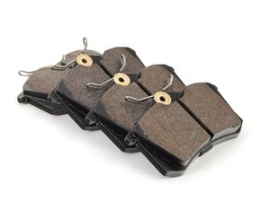 ES#852 - HB364F.587 - Rear HPS Performance Brake Pad Set - Composite compound and one of the best selling all around pads - Hawk - Audi Volkswagen