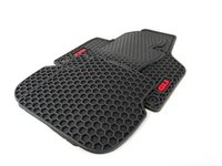 ES#2216985 - 5C7061550B041 - Monster Mats Floor Mat Set - GLI - The best floor mats available to protect your interior from all kinds of natural elements, featuring red lettering - Genuine Volkswagen Audi - Volkswagen