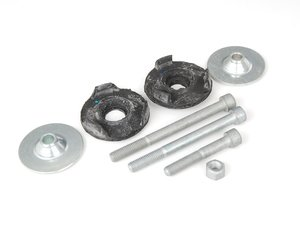 ES#1679666 - 1403504941 - Differential Mount Kit - Differential Housing To Rear Subframe - Front Position - Genuine Mercedes Benz - Mercedes Benz