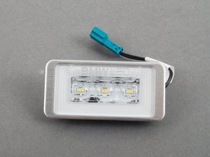 ES#2744372 - 63312348803 - LED luggage compartment light - Increase the light inside your trunk - by five times! - Genuine BMW - BMW