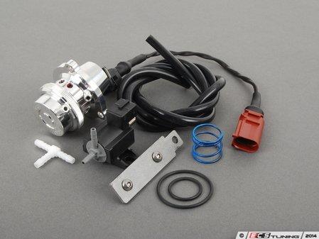 ES#2738365 - FMDVMK7A - Blow-Off Valve Kit - Polished Valve - Cure your leaking diverter valve problems for good! - Forge - Audi Volkswagen