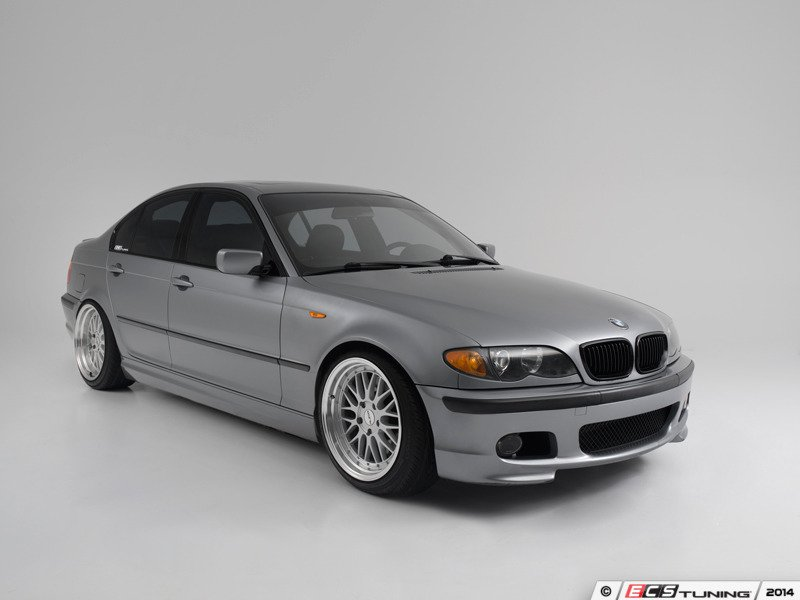 Ecs News Bmw E46 3 Series Non M Alzor 020 Wheels