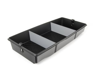 ES#2715100 - 51472353821 - Luggage Compartment Pan - Black - Lines the lower storage area of the trunk - Genuine MINI - MINI