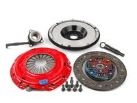 ES#3098763 - ktsifhdoktKT - Stage 2 Daily Clutch Kit - Designed for the daily-driven, weekend track warrior. Conservatively rated at 400ft/lbs. - South Bend Clutch - Audi Volkswagen