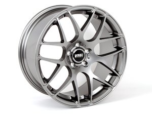 "ES#2723939 - V13378KT - 19"" V710 Wheels - Set Of Four - 19x9.5"" ET45 CB66.6 5x112 Gunmetal - VMR - Audi"