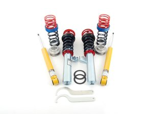 ES#5529 - RSS1755-1 - RSS Club Sport Coilover Kit - Fixed Dampening - Perfect for the weekend racer. Height adjustable from 1.0 - 2.3 on average - H&R - Volkswagen