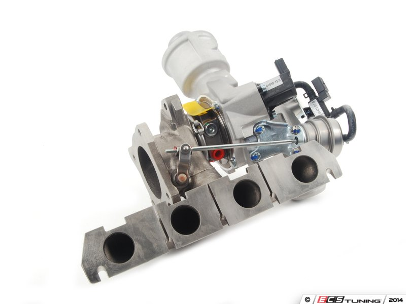 ECS News - Audi B7 A4 2 0T K03 Turbochargers