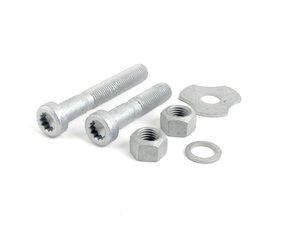 ES#2731621 - 1243506806 - Control Arm Strut Mount Hardware Kit - Priced Each  - Fits Left Or Right Side - Lemforder - Mercedes Benz