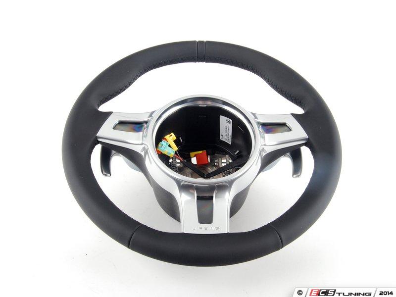 Genuine Porsche 99704440217a10 Sport Design Steering