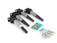 ES#2724060 - 12122293697SKT - Ignition Service Kit - includes coils plugs and dielectric grease - Genuine MINI - MINI
