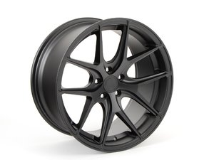 "ES#3247645 - m580raw888199KT2 - 19"" M580 Wheels - Set Of Four - Bespoke Finish (Matte Black)  - 19""x9.5"", ET40, CB66.6, 5x112, Stage 1 Bespoke Finish (Matte Black) - Avant Garde - Audi"