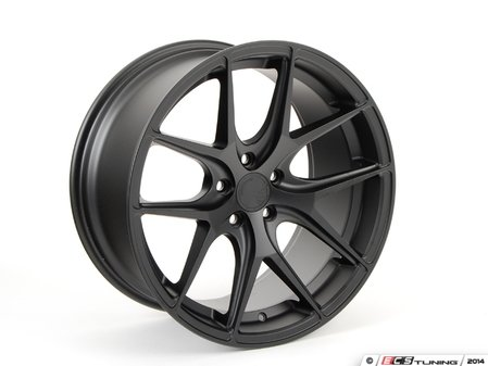 "ES#3247641 - m580raw888199KT1 - 19"" M580 Wheels - Set Of Four - Bespoke Finish (Matte Black)  - 19""x9.5"", ET25, CB66.6, 5x112, Stage 1 Bespoke Finish (Matte Black) - Avant Garde - Audi"