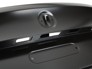 ES#73055 - 41627151491 - Trunk lid  - Primed and ready for paint  - Genuine BMW - BMW