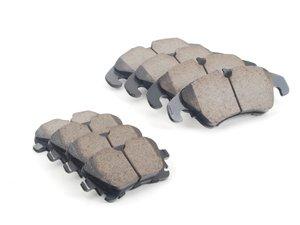 Akebono Euro Ceramic Brake Pad Kit