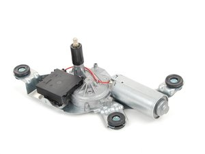 ES#184447 - 67636917907 - Wiper Motor - Used to keep your rear windshield wipers functioning properly - Genuine BMW - BMW