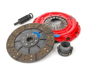 ES#3493340 - k70282ssoKT - Stage 3 Daily Clutch Kit - Designed for high-powered street cars while capable enough to handle the track. Rated at 550ft/lbs. - South Bend Clutch - BMW