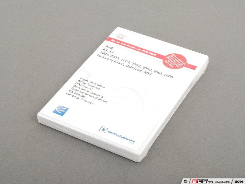 ECS News - Audi Bentley Manuals