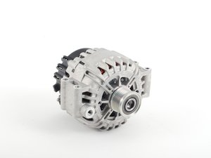 ES#2643162 - 12317525376 - Alternator - 180amp - New, not remanufactured. No core charge! - Valeo - BMW