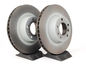 ES#2142920 - 34116756087 - Front Brake Rotors - Pair (324x30) - Genuine replacement for your worn out and grooved rotors. - Genuine BMW - BMW