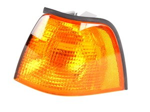 ES#173623 - 63138353279 - Front Turn Signal Assembly - Left - Amber turn signal assembly - Genuine BMW - BMW