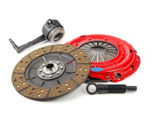 ES#3098751 - k70287hdodmfKT - Stage 2 Daily Clutch Kit - Designed for the daily-driven, weekend track warrior. Conservatively rated at 400ft/lbs. - South Bend Clutch - Audi Volkswagen