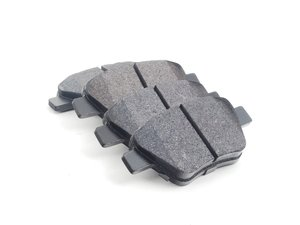ES#2748654 - HB695B.609 -  rear HPS 5.0 Performance Brake Pad Set (272mm) - Next generation high performance street brake pad offering greater stopping power and pedal feel, with very low dust and noise - Hawk - Audi Volkswagen