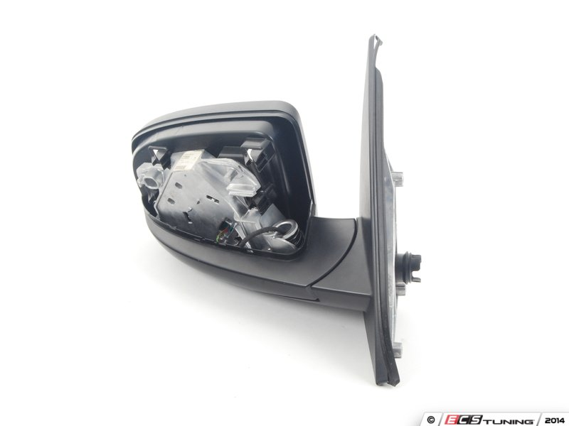 Genuine Bmw 51167179634 Heated Rearview Mirror Right