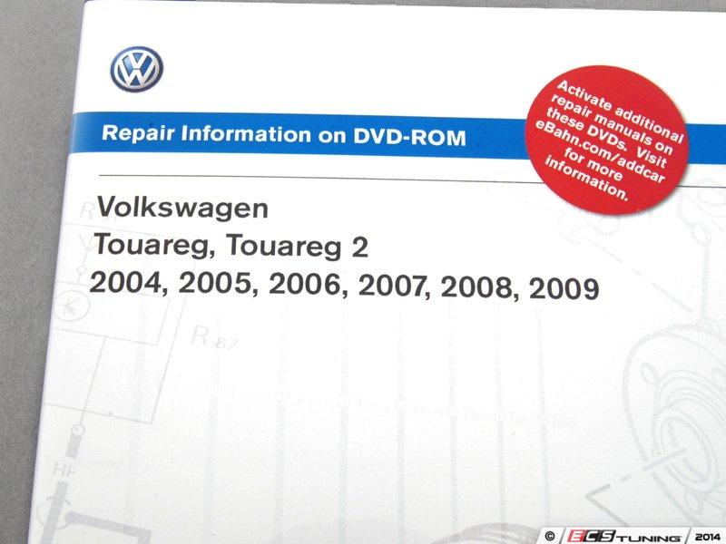 2008 touareg Owners Manual Pdf