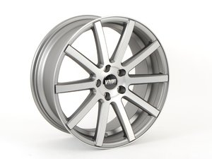 "ES#3138478 - v13993KT - 19"" V702 - Set Of Four - 19""x8.5"" ET45 5x112 - Matte Gunmetal/Brushed Face - VMR - Audi Volkswagen"