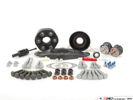 ES#2593783 - 22322282340CIKT - Clutch Installation Kit - Everything you will need to get the job done, including upgraded transmission mounts - Assembled By ECS - BMW
